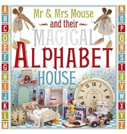 Make Believe Ideas Mr. & Mrs. Mouse and their Magical Alphabet House