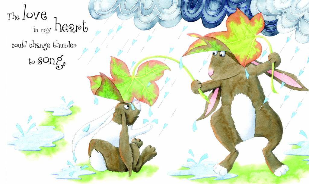 Make Believe Ideas The Love in my Heart Board Book
