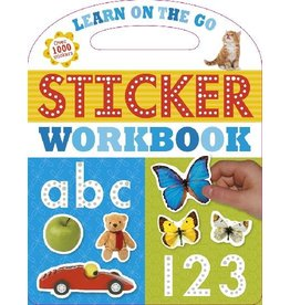 Make Believe Ideas Learn on the Go - Sticker Workbook