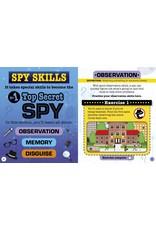 Make Believe Ideas Top Secret Spy Pocket Size Trainiing Manual