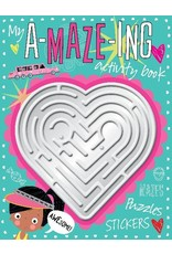 Make Believe Ideas Maze Activity Books