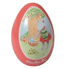 Moulin Roty Tin Eggs by Moulin Roty