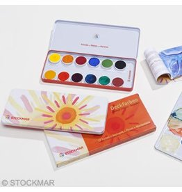 Stockmar Water Colour Paint in Tin by Stockmar