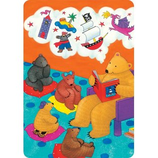 Barefoot Books Busy Bear Count and Sort Learning Game