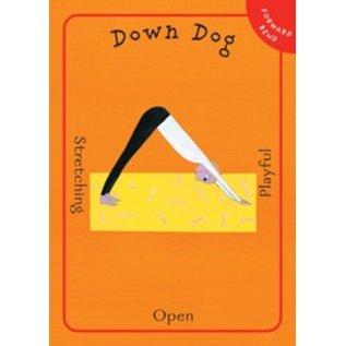 Barefoot Books Yoga Pretzels Card Deck