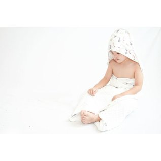 Nest Designs Hooded Towel Wrap by Nest Designs