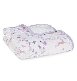 aden + anais Organic Cotton Muslin Dream Blanket
