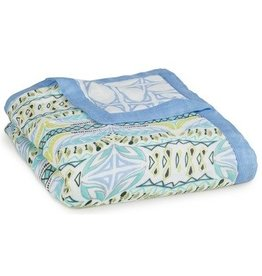 aden + anais Silky Soft Bamboo Muslin Dream Blanket