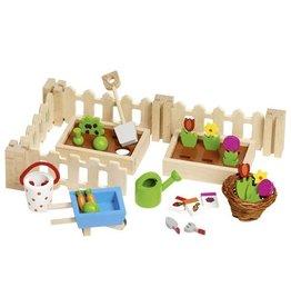 Goki Wooden Dollhouse Furniture Sets by Goki