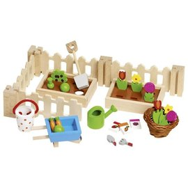 Goki Wooden Dollhouse Furniture Sets by Goki