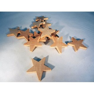 Wooden Shapes to Paint