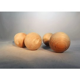 Wooden Balls (Assorted Sizes)