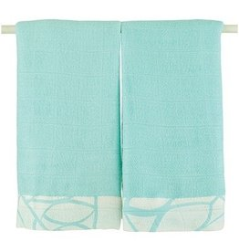 aden + anais Security Blanket 2-Pack by aden + anais (Cotton or Bamboo)