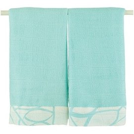 aden + anais Security Blanket 2-Pack by aden + anais (Cotton or Bamboo)