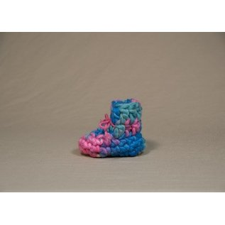 Padraig Newborn Padraig Slippers with Wool, Sheepskin & Leather