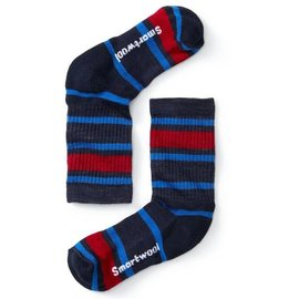 Smartwool Kid's Merino Wool  Crew Hiking Socks (Light Cushion)