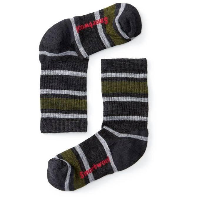 Smartwool Kid's Merino Wool Hiking Socks Light Crew