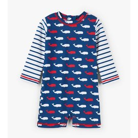 Hatley Baby Rash Guard One-Piece Suit by Hatley