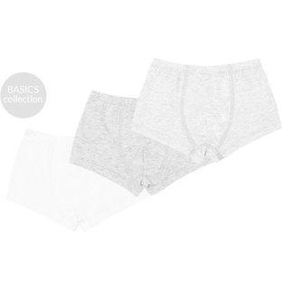 Nest Designs Organic Cotton Boxer Briefs Underwear 3 Pack by Nest Designs
