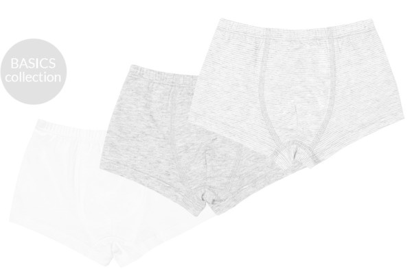 Nest Designs Organic Cotton Boxer Briefs Underwear 3 Pack by Nest Designs