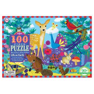 Eeboo 100 Piece Puzzle by Eeboo
