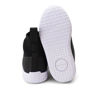 Minimoc Voyageur High Tops Pull On Shoe by Minimoc