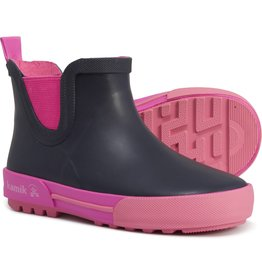 Kamik Rainplay Low Style Rubber Rain Boots by Kamik