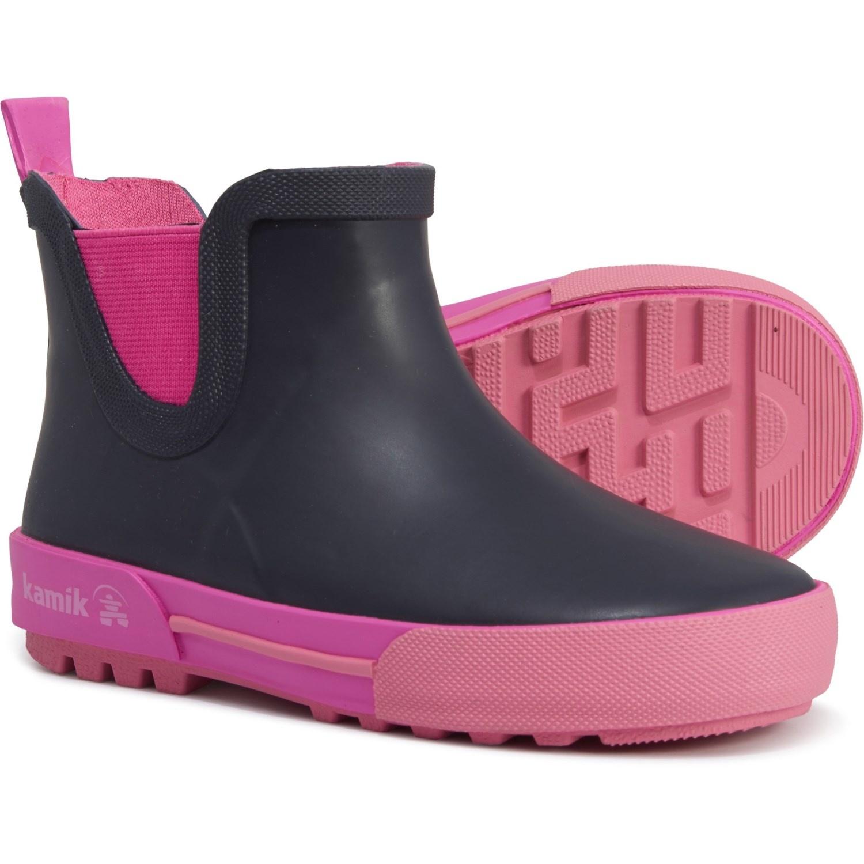 Kids Rubber Boots Short rain Boots