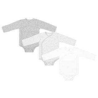 Nest Designs Long Sleeve Kimono Onesie