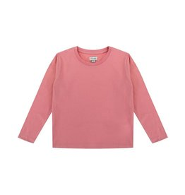 Lily + Sid Cotton Pink Layering Top