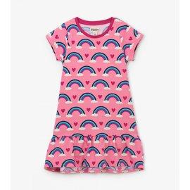 Hatley Hatley Jersey Flounce Hem Dress