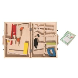 Moulin Roty Wooden Tool Set DIY Suitcase by Moulin Roty