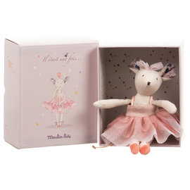 Moulin Roty Ballerina Mouse Doll by Moulin Roty