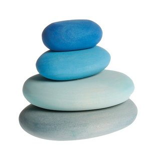 Grimms Wooden Pebbles by Grimms