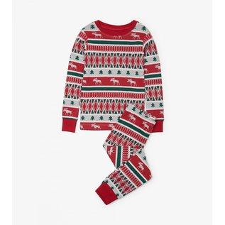 Hatley Hatley Christmas Organic Cotton Pajamas
