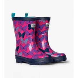 Hatley Spotted Butterflies Rain Boots by Hatley
