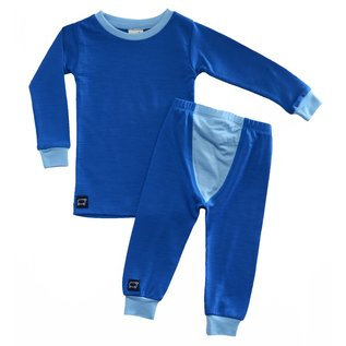 Wee Woollies Merino Base Layer Set/ Pajamas Set by Wee Woollies (2019)