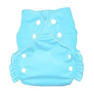 AMP One Size Duo Cloth Diaper by AMP (Pastels)