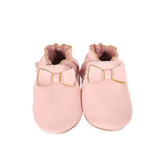 Robeez Robeez Soft Sole Leather Shoes