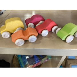 Grimms Wooden Cars by Grimms (Assorted)