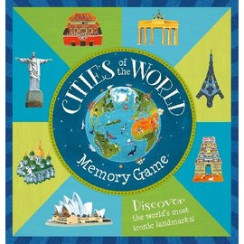 Barefoot Books Cities of the World Memory Game