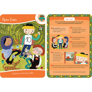 Barefoot Books Learning Card Deck by Barefoot Books