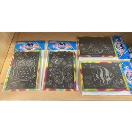 Goki Scratch-A-Doodle (assorted)