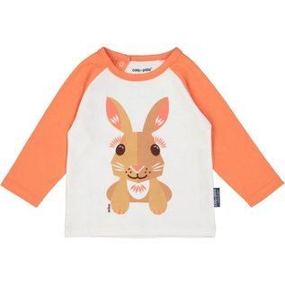 Coq en Pate Long Sleeve T-Shirt Rabbit by Coq en Pate