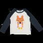 Coq en Pate Long Sleeve T-Shirt Fox by Coq en Pate