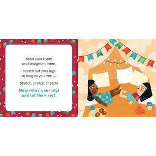 Barefoot Books Mindful Tots Board Book Series