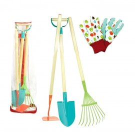 Vilac Large Garden Tool Set by Vilac
