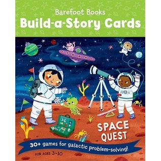 Barefoot Books Barefoot Books Build-a-Story Cards