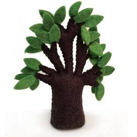 Papoose Felt Baobab Tree