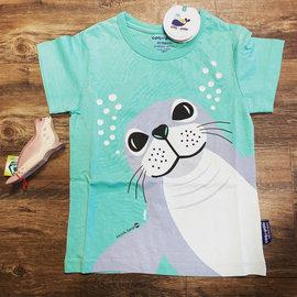 Coq en Pate Seal T-Shirt by Coq en Pate